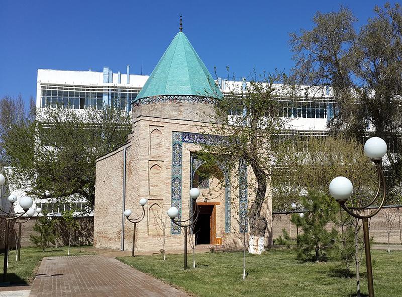 Tole-bi Mausoleum