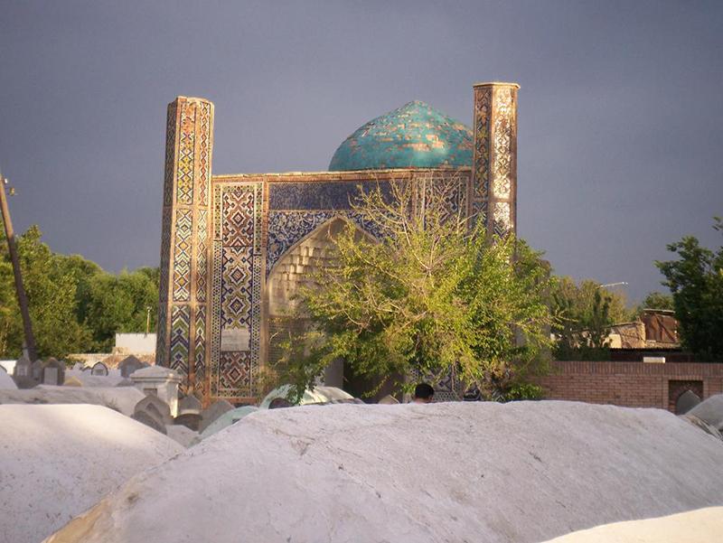 Modari-khan Mausoleum