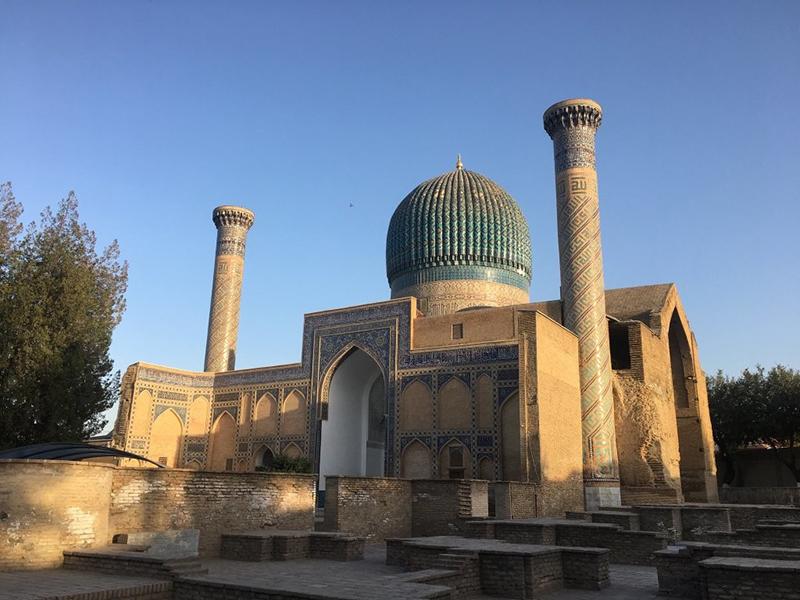 Gur Emir - Burial Vault of Timurids