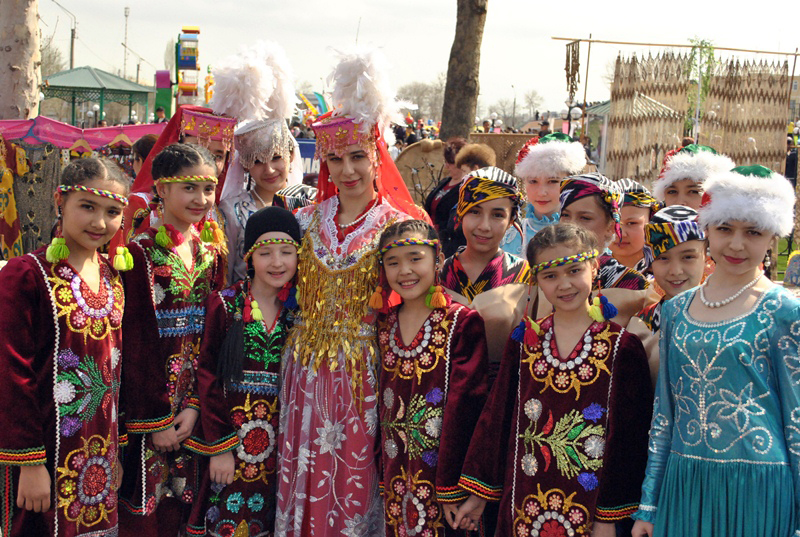 People of Uzbekistan