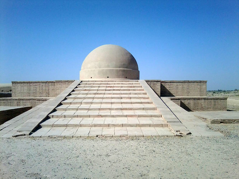 Fayaz-Tepa Buddhist Temple