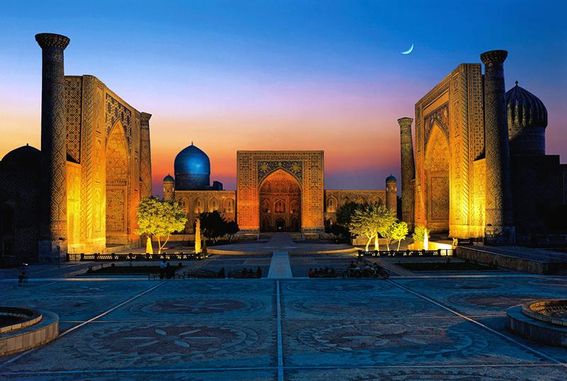 Знакомьтесь, Узбекистан