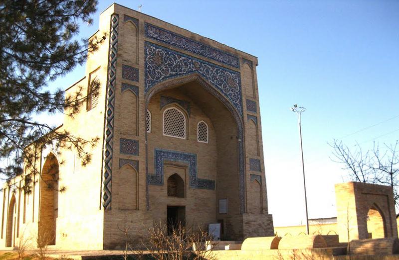 Kaffal-Shashi mausoleum