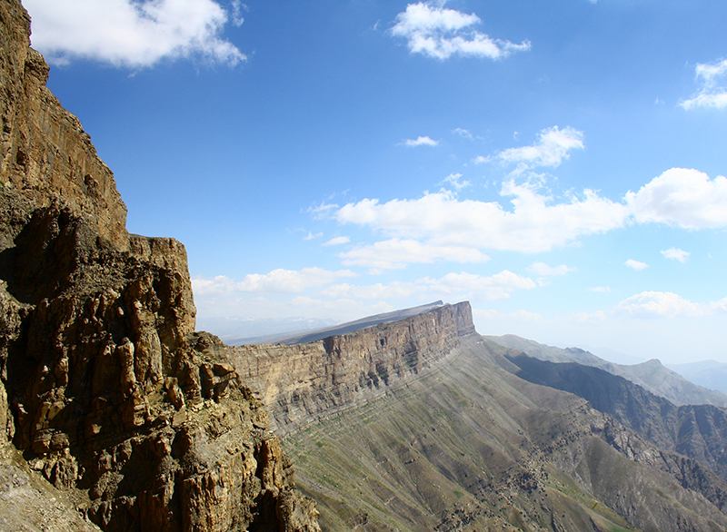 Hodja-Gur-Gur-Ata Mountains and Caves