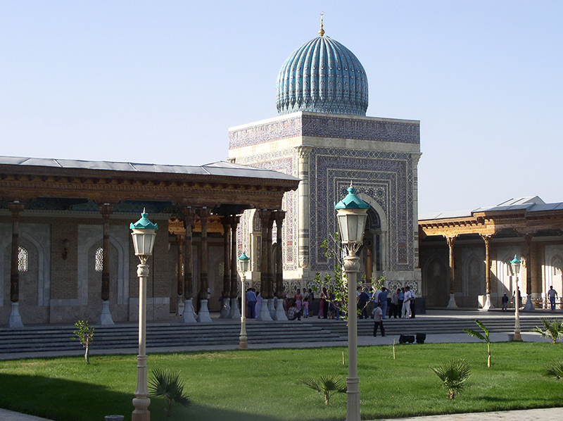 Mausoleum of Imam al-Bukhari