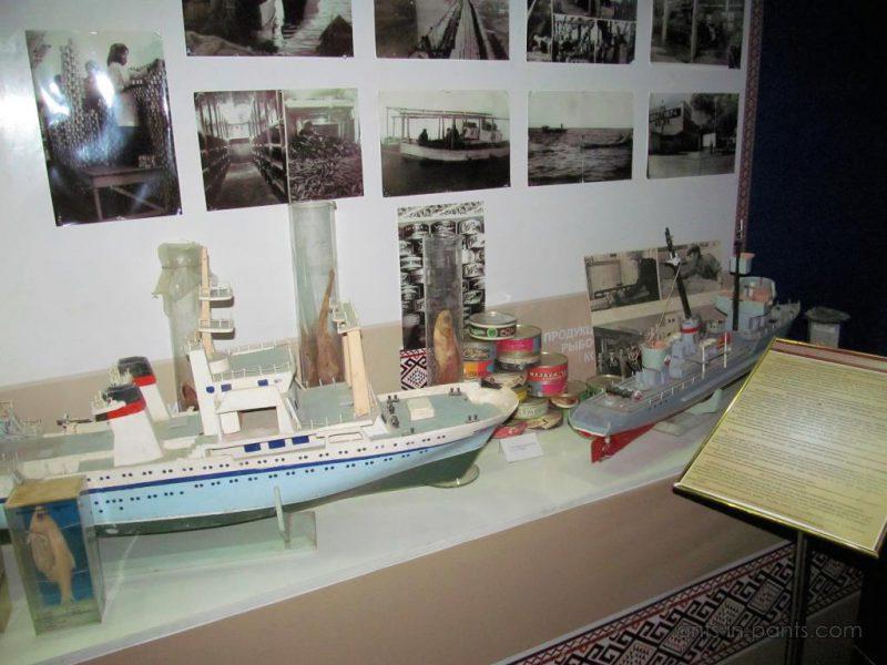 Музей Аральского Моря
