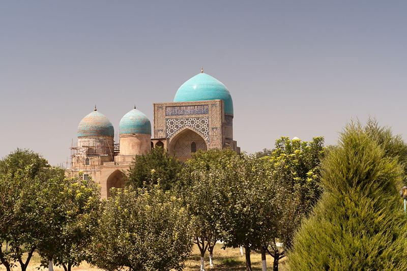 Kok Gumbaz Mosque