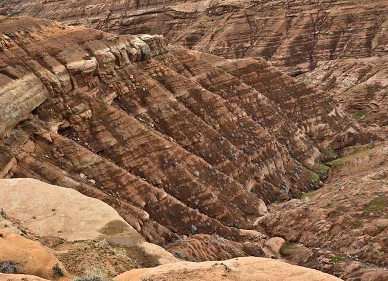 Kyzyl Canyon