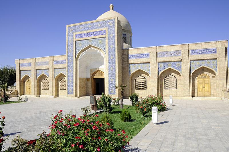 Tomb of Bahauddin Naqshband