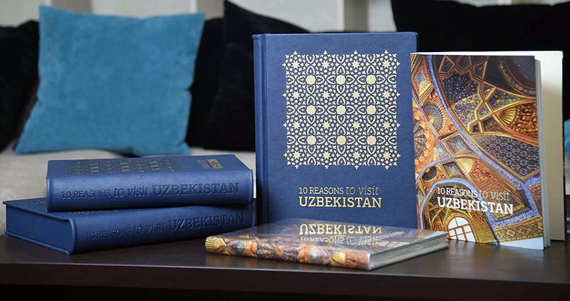 Books about Uzbekistan