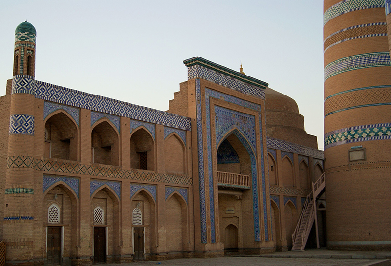 Islam Khoja Madrasah and Minaret