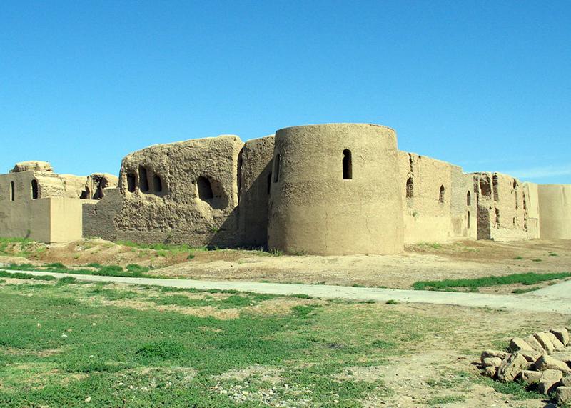 Kyrk Kyz Fortress