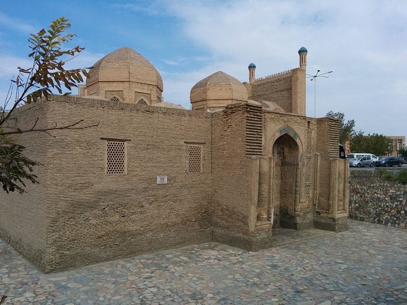 Magok-i-Attari Mosque