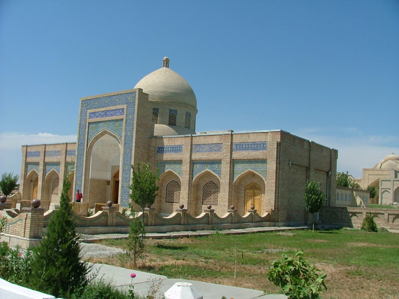 Bahauddin Naqshband Sufi Complex