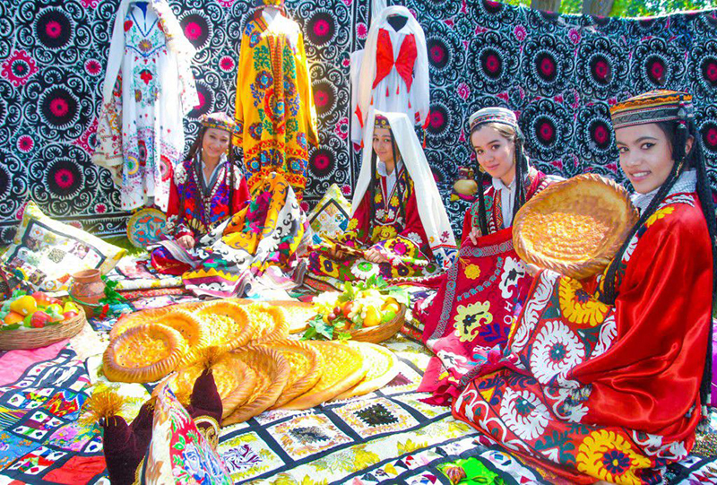 Traditions of Uzbekistan