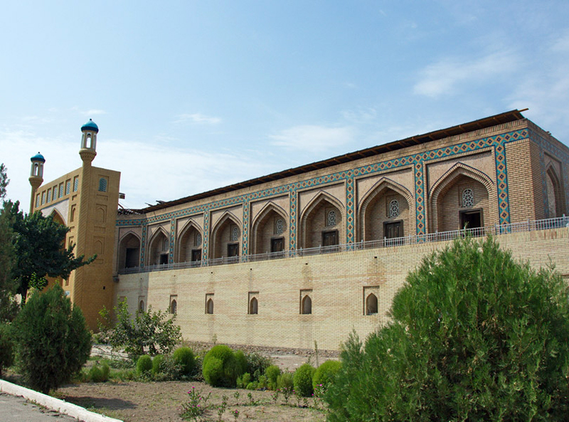 Jami Mosque in Andijan