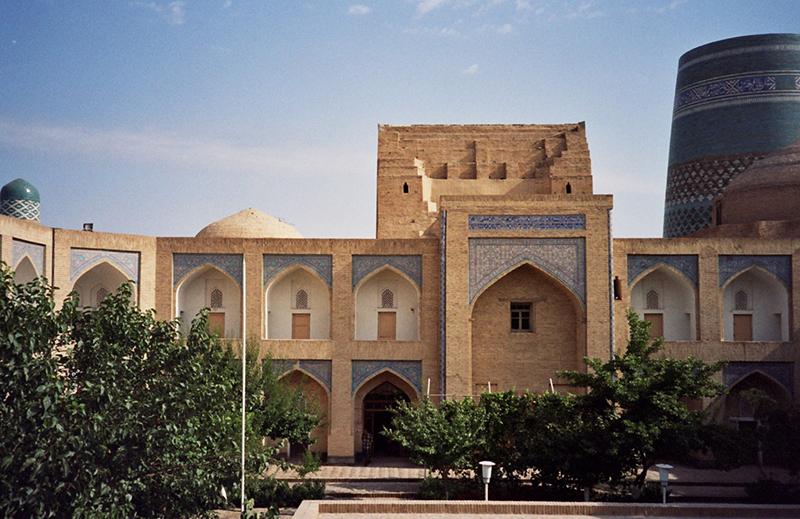Muhammad Amin Khan Madrasah