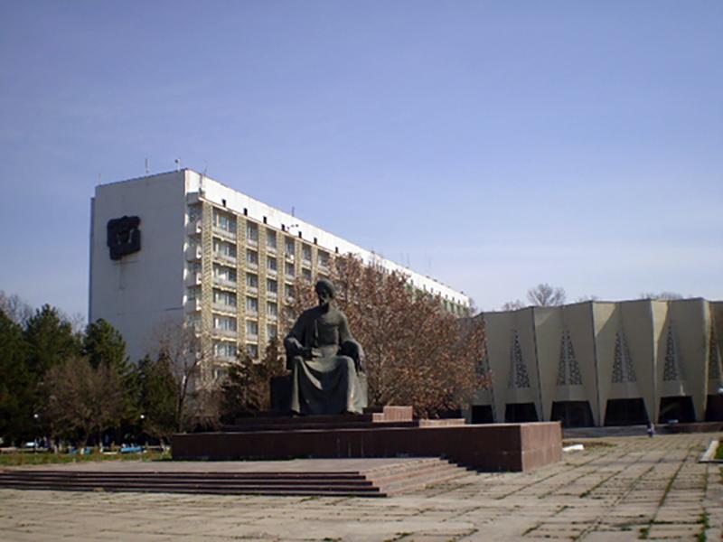 Monument to Avicenna