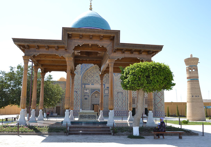 Tomb of Abduhalik Gijduvani