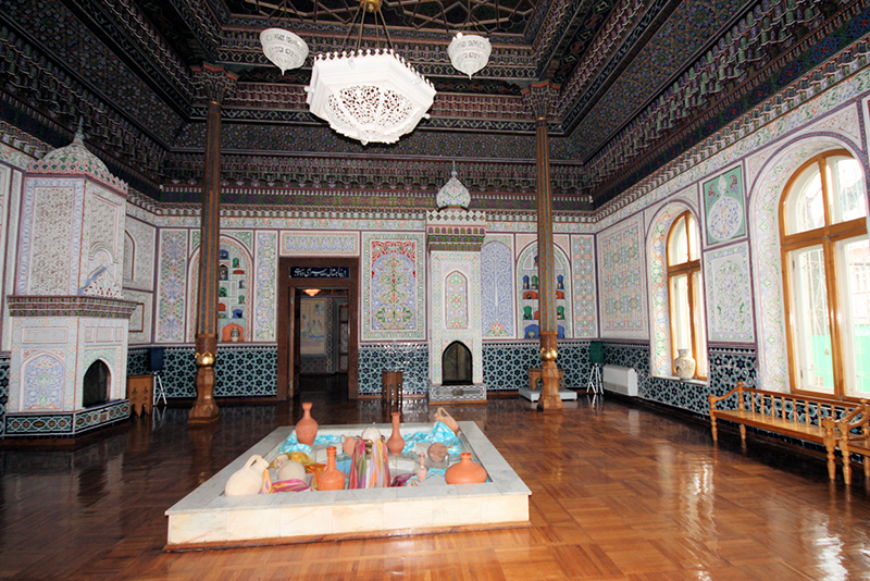 Museum of Applied Art in Tashkent