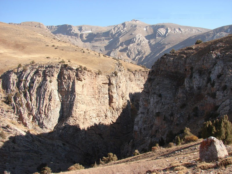 Amir Temur's Cave
