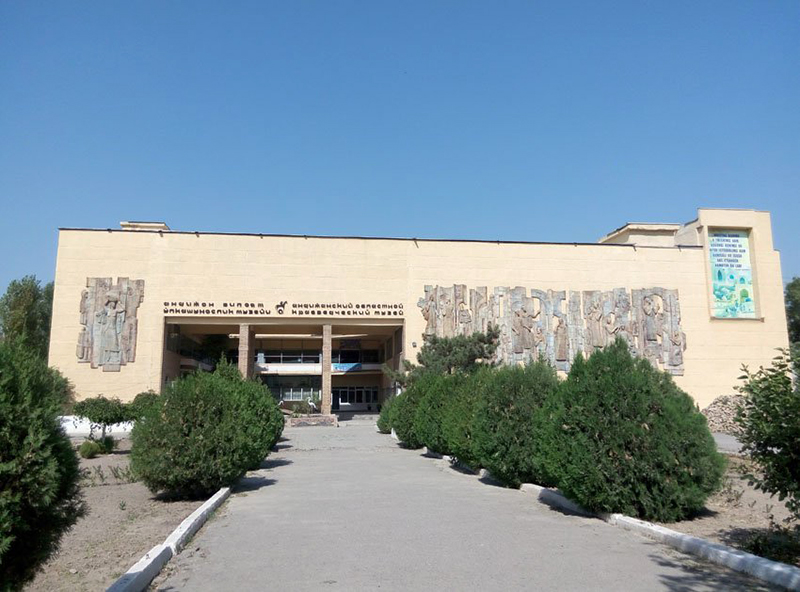 Museum of Local History of Andijan Region