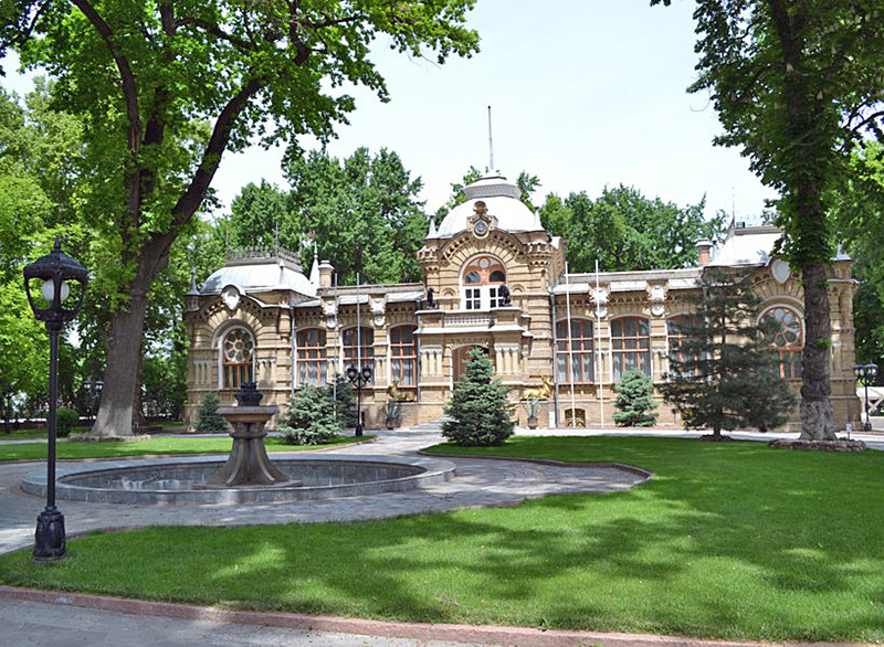 Palace of Prince Romanov