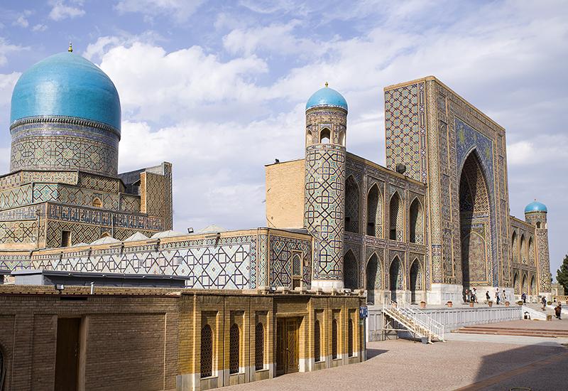Tilla-Kari Madrasah