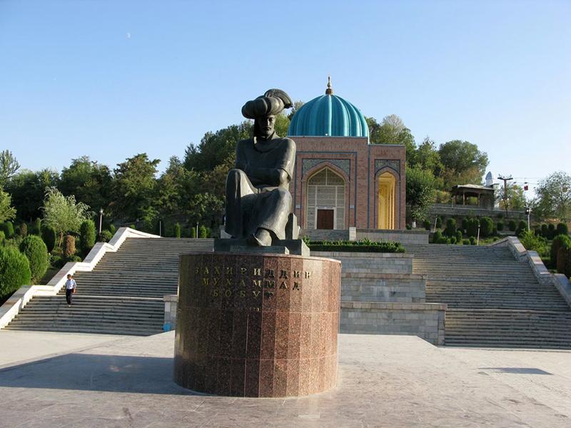 Babur's House Museum
