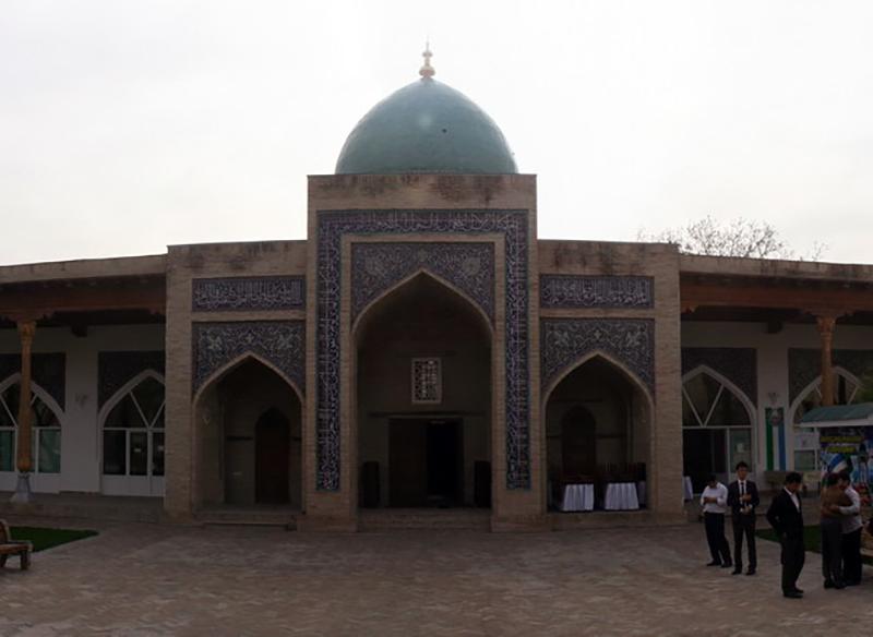 Namazgokh Mosque