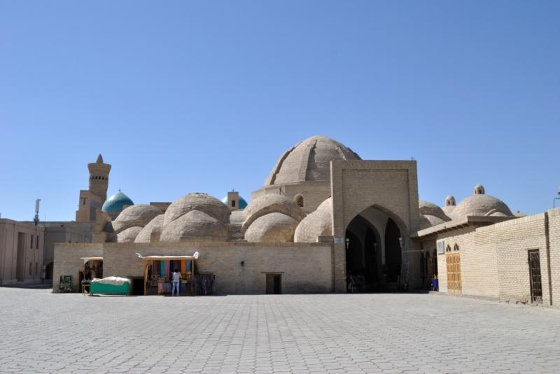 Toki Zargaron Trading Dome