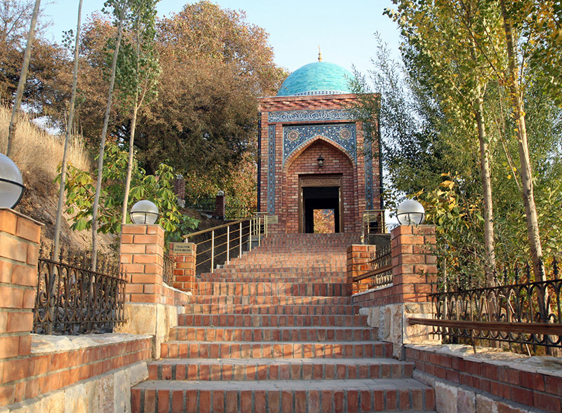 Holy Places in Uzbekistan (Ziyarat)