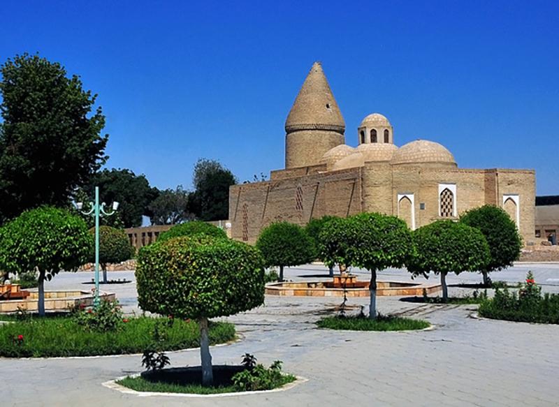 Mausoleum of Chashma Ayub