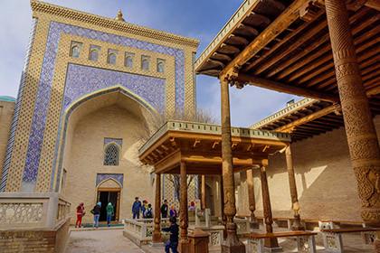 Khiva - a city museum (Economy)