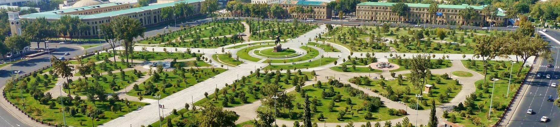 Экскурсия по Ташкенту - 1