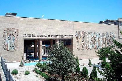 Андижанский краеведческий музей