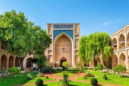 Hush Kelibsiz or Welcome to Uzbekistan! (Economy)