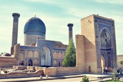 Magnificent Uzbekistan Standard