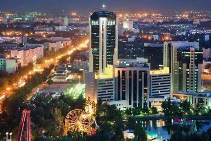 5-day Tour in Tashkent with two days for rest