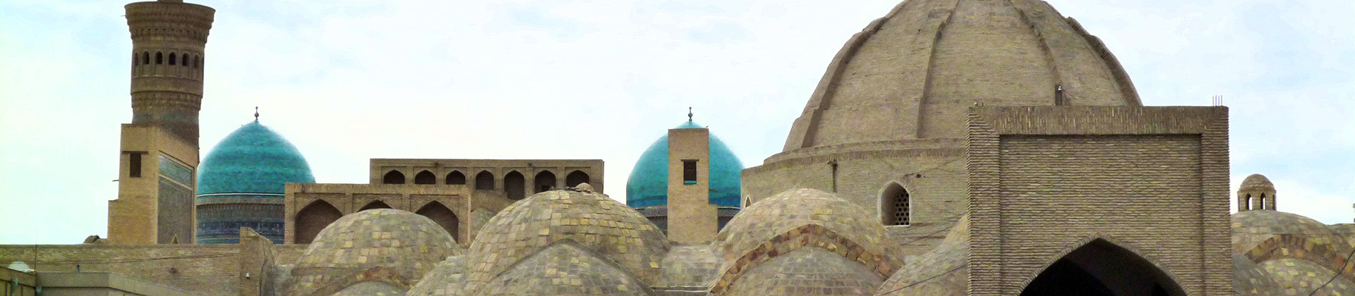 Uzbekistan - The Country Of The Blue Domes - 1
