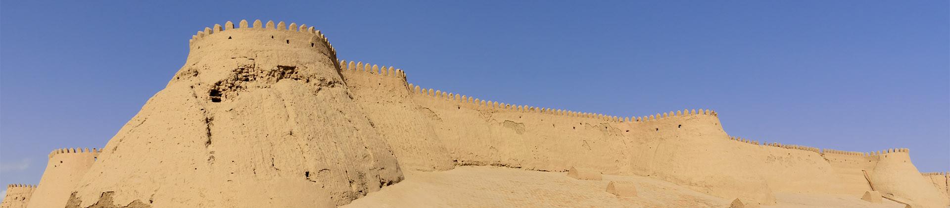 Khiva - a city museum (Economy) - 1