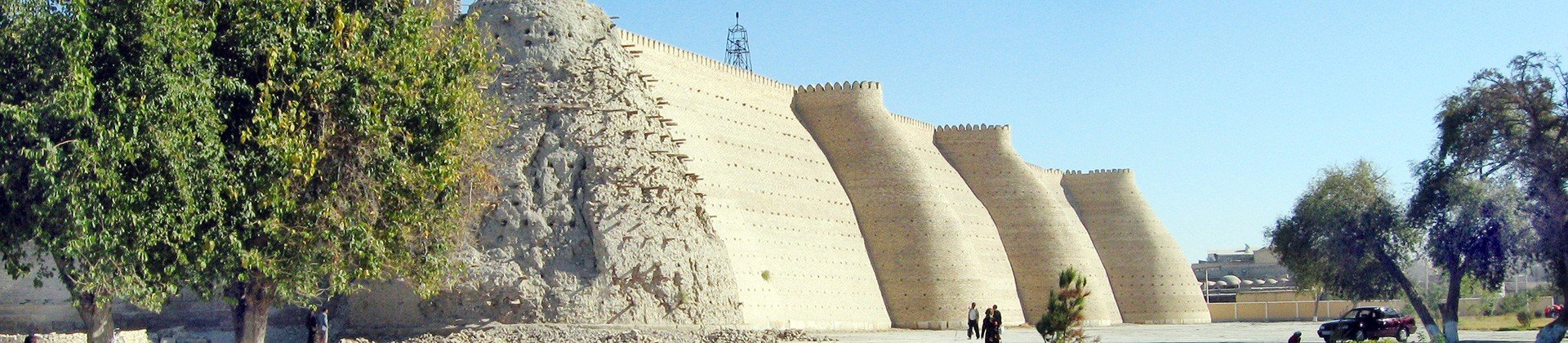 Ark Fortress in Bukhara - 1