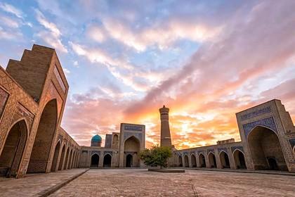 Hush Kelibsiz or Welcome to Uzbekistan! (Comfort)