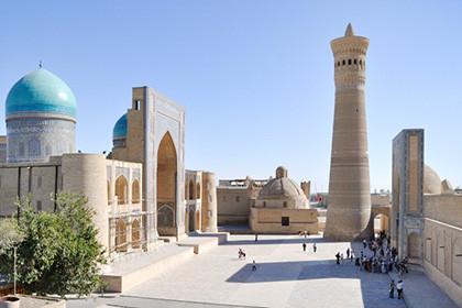 Top Cities of Uzbekistan