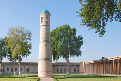 Jami Madrasah and Mosque in Kokand