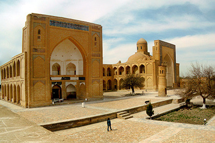 Classics of Uzbekistan - Tashkent, Khiva, Bukhara, Samarkand in 7 Days (Economy)