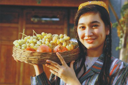 Знакомство с Узбекистаном и приготовление плова!