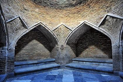 Средневековая баня Кунджак Хаммом