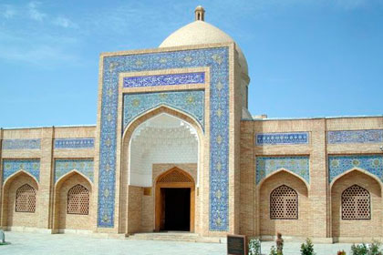 Tomb of Bahauddin Naqshband
