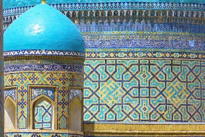 Великий Шёлковый путь. Тур по Узбекистану из Москвы (Комфорт)
